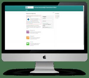 Online patiëntenportaal